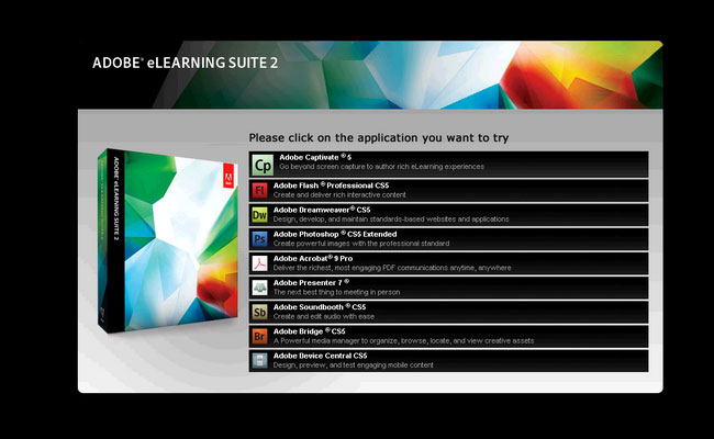 Adobe e-Learning Suite v2