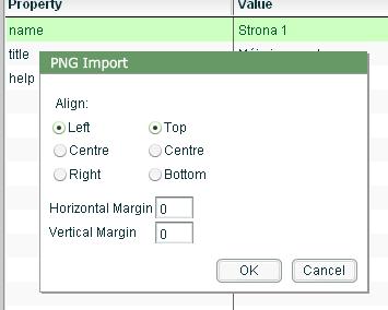 Xerte - import PNG