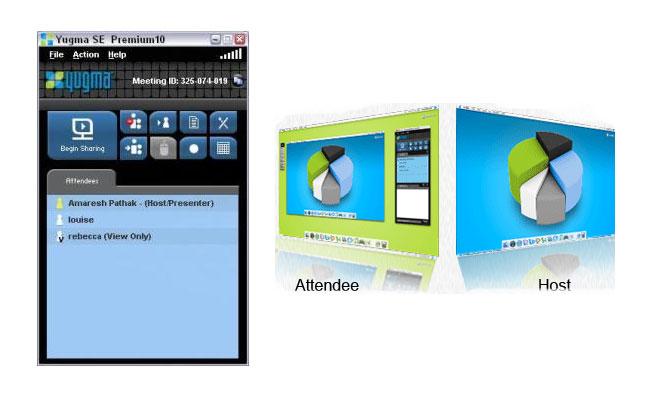 Yugma SE (Skype Edition) dla prowadzenia szkoleń online