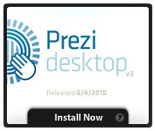 Instalacja Prezi Desktop
