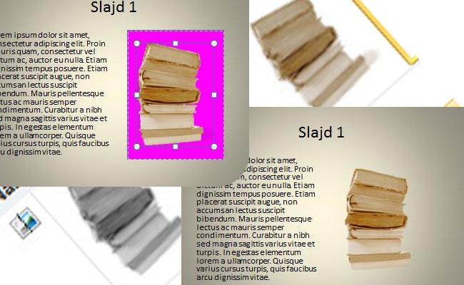 2 sposoby na usunięcie tła z grafiki w PowerPoint 2010