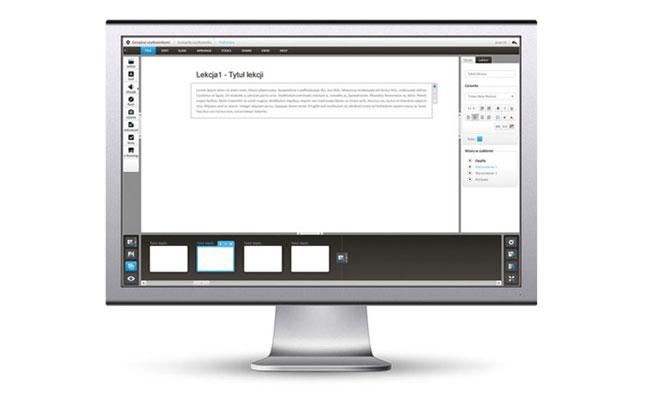 eduSQUARE narzędziem kształcenia nauczycieli w zakresie wykorzystania e-learningu