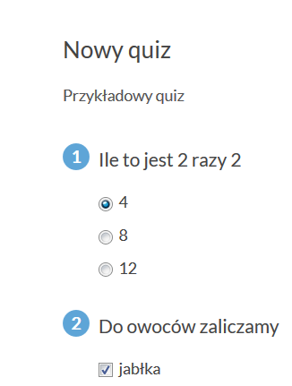 Quiz - etechnologie