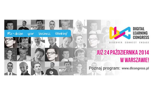 Digital Learning Congress po raz trzeci w Polsce!