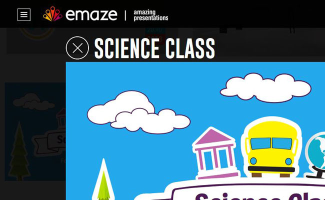 Prezentacje online z Emaze alternatywą dla Prezi