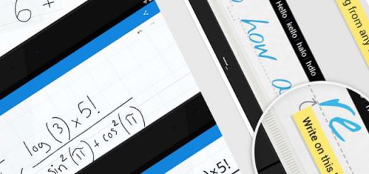 MyScript - rozpoznawanie pisma odręcznego