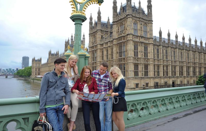 Obóz języka angielskiego w Londynie