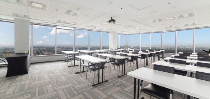 Sale konferencyjne i szkoleniowe na wynajem – Centrum konferencyjne Golden Floor w Warszawie